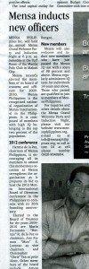 20090903 Mensa induction news 002